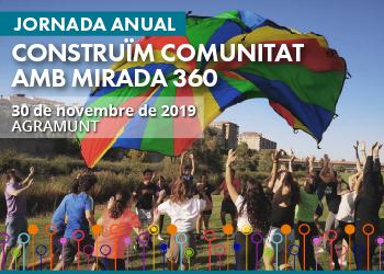 Construïm comunitat amb mirada 360. Participa a la jornada anual de les Terres de Lleida!