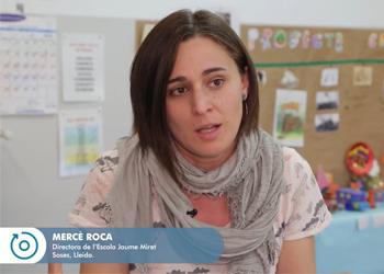 L'escola Jaume Miret de Soses elabora el seu projecte educatiu amb famílies i entitats de l'entorn