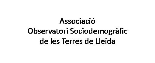 Associació Observatori Sociodemogràfic de les Terres de Lleida