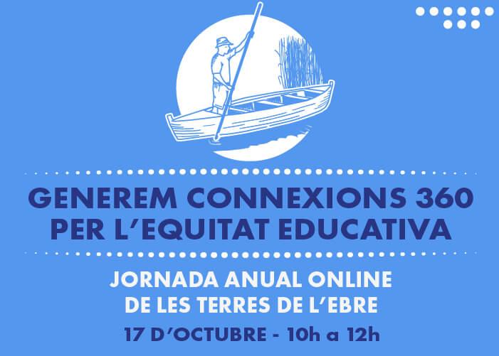 Generem connexions 360 per l'equitat educativa a les Terres de l'Ebre. Participa-hi!