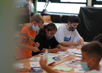 Les arts i la cultura, un gran recurs educatiu