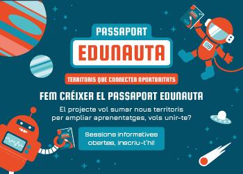 Vols unir-te al Passaport Edunauta per impulsar aprenentatges fora escola i l'equitat al teu municipi?